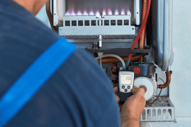 Pro Plumbing Service Partner Plan Heating Tech